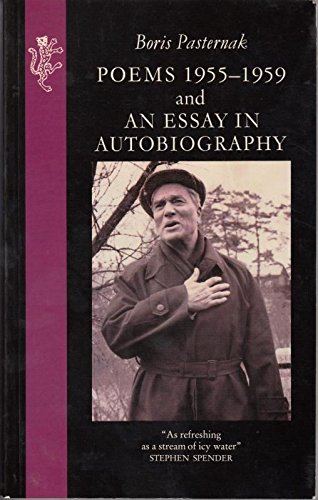 9780002710657: Poems 1955-1959 / An essay in autobiography