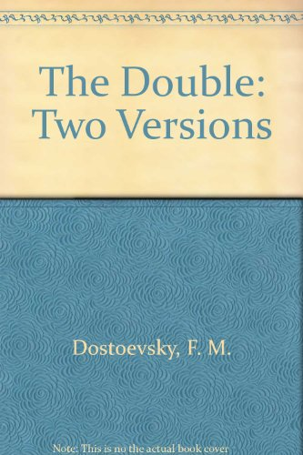 9780002711579: The Double: Two Versions