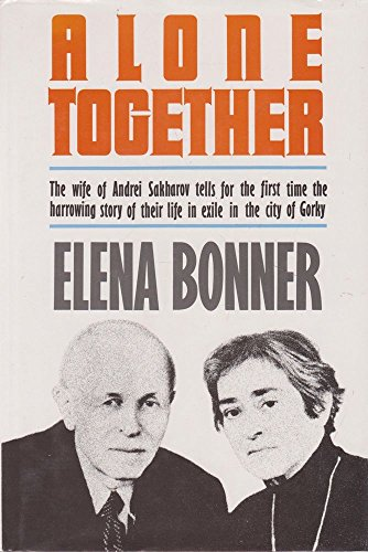 9780002712026: Alone Together: My Life with Andrei Sakharov