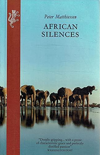 9780002712156: African Silences
