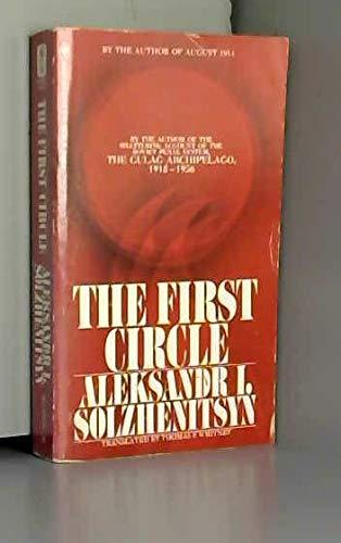 The First Circle (9780002712408) by Solzhenitsyn, Aleksandr