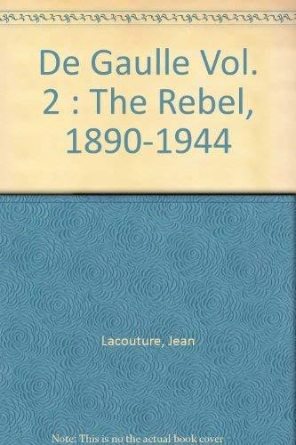 9780002712897: De Gaulle, The Ruler 1945-1970 (Vol 2)