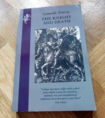 9780002712910: The Knight and Death: Three Novellas