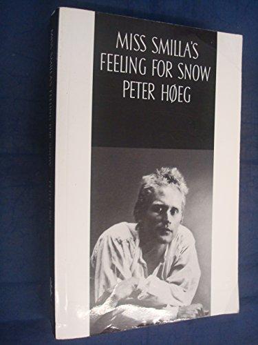 9780002713344: Miss Smilla's Feeling for Snow