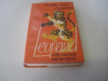 9780002714594: The Leopard