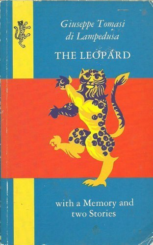 9780002714679: The Leopard (with a Memory and two Stories)