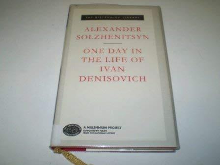 Day In The Life Of Ivan Denisovitch: Solzhenitsyn, Aleksandr