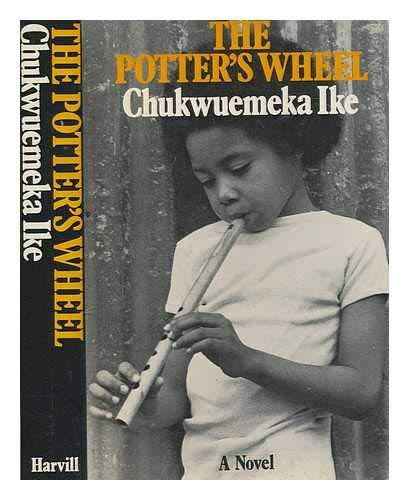 The potter's wheel (0002716208) by Ike, Vincent Chukwuemeka