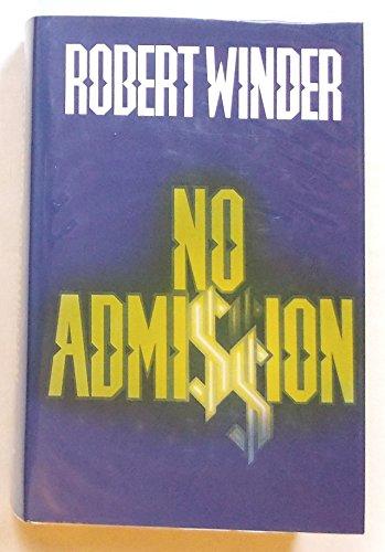 9780002718493: No Admission