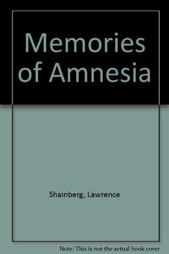 9780002720243: Memories of Amnesia