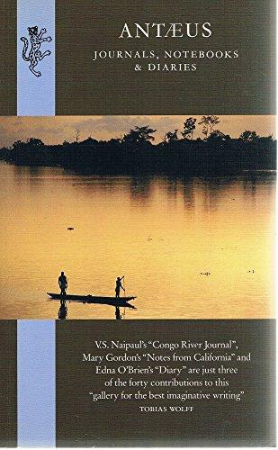 9780002720281: 'ANTAEUS: JOURNALS, NOTEBOOKS AND DIARIES'
