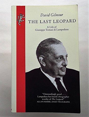 9780002720427: Last Leopard, The: Life of Giuseppe Di Lampedusa
