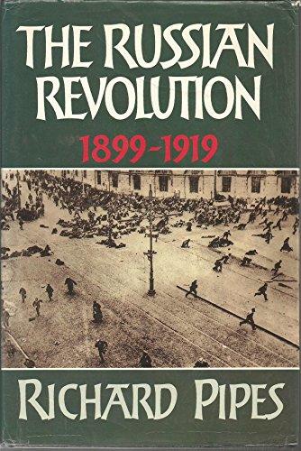 9780002720861: The Russian Revolution 1899 - 1919.