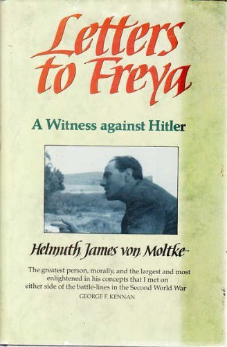 9780002720946: Letters to Freya: 1939-1945