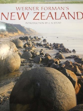 9780002721462: Werner Forman's New Zealand