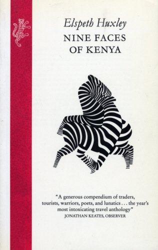 9780002721738: Nine Faces Of Kenya