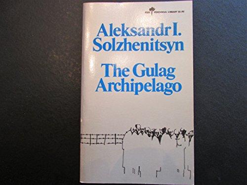 9780002722803: The Gulag Archipelago 1918-1956