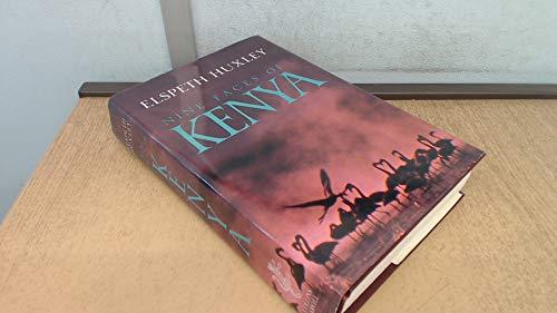 9780002724081: Nine Faces of Kenya