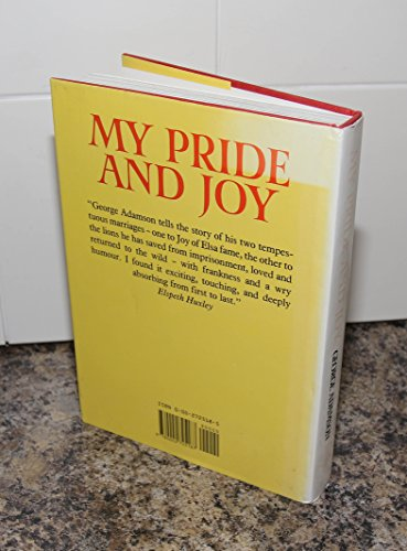 9780002725187: My Pride and Joy: Autobiography