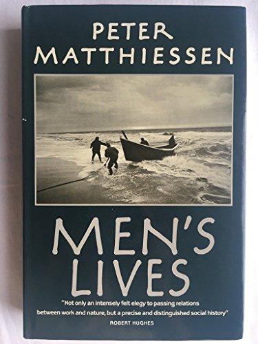 9780002725194: Men's Lives