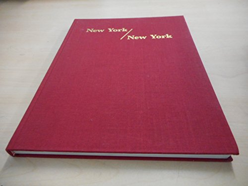 9780002725538: New York, New York: Masterworks of a Street Peddler