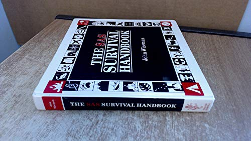 9780002727747: The SAS survival handbook