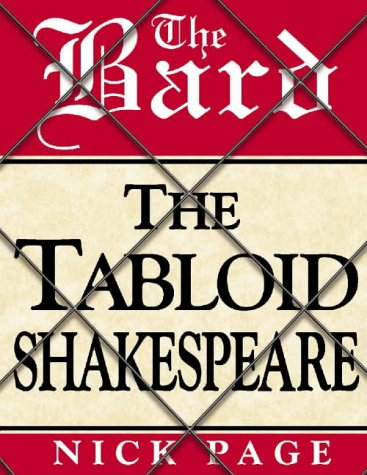 9780002740531: The Tabloid Shakespeare