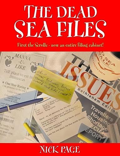 9780002740647: Dead Sea Files