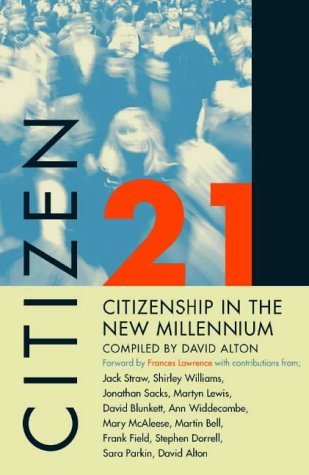 9780002740685: Citizen 21: An agenda for the 21st century