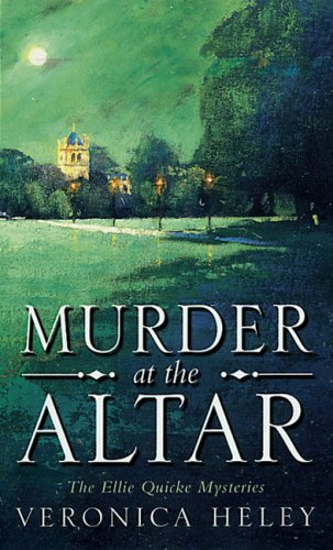 9780002740746: Murder at the Altar (Ellie Quicke Mystery Series #1)