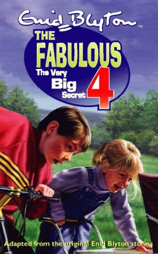 9780002740852: The Very Big Secret (The Fabulous Four)