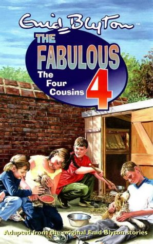 9780002740876: The Fabulous Four (4) - The Four Cousins (Red Fox middle fiction)