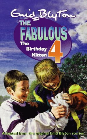 9780002740883: The Fabulous Four (2) – The Birthday Kitten (The fabulous 4)