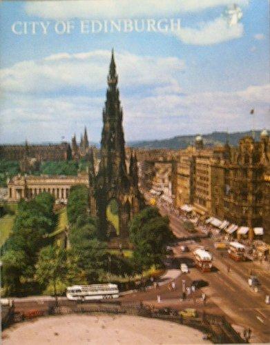 9780002942324: City of Edinburgh (Pitkin Pride of Britain Books)