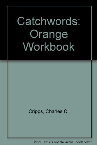 9780003005257: Catchwords: Orange Workbook