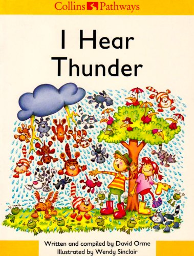 9780003010435: I Hear Thunder (Collins Pathways)
