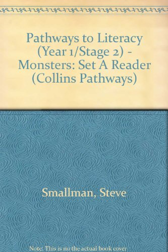 9780003010718: Monsters (Collins Pathways)