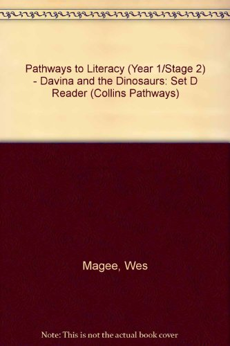 9780003010756: Pathways to Literacy (Year 1/Stage 2) - Davina and the Dinosaurs: Set D Reader (Collins Pathways)
