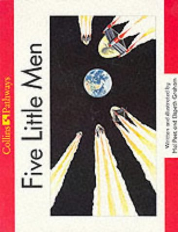 9780003010824: Pathways to Literacy (Year 1/Stage 2) - Five Little Men: Set E Reader (Collins Pathways)