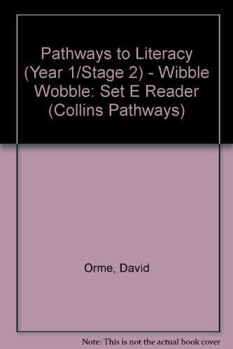 9780003010831: Wibble Wobble (Collins Pathways)