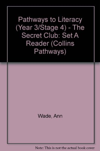 9780003012033: The Secret Club (Collins Pathways)