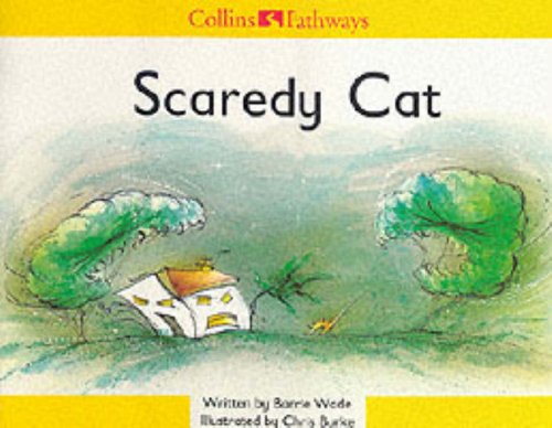9780003012279: Scaredy Cat: Big Book (Collins Pathways)