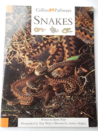 9780003012545: Snakes (Collins Pathways)