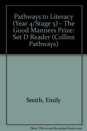9780003012651: The Good Manners Prize (Collins Pathways)