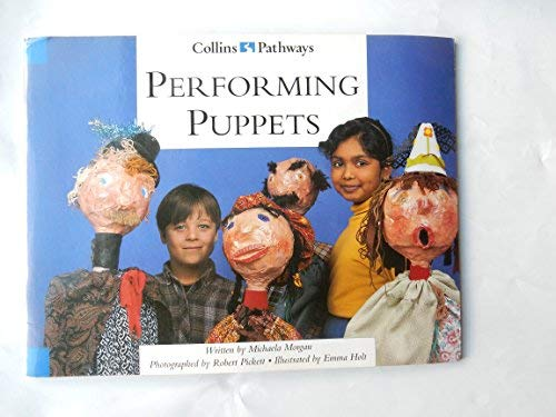 9780003013085: Performing Puppets (Collins Pathways)
