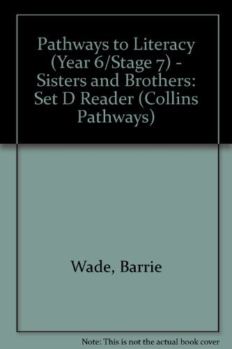 9780003013504: Sisters and Brothers (Collins Pathways)