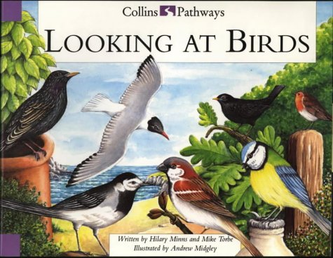 9780003014532: Pathways to Literacy (Year 3/Stage 4) - Looking at Birds: Big Book (Collins Pathways)