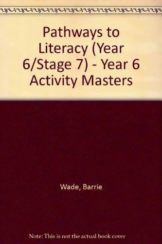 9780003014730: Collins Pathways: Pathways to Literacy Year 6