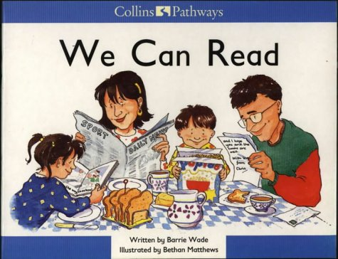 9780003014846: Pathways to Literacy (Reception/Stage 0) - We Can Read: Big Book