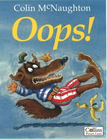 9780003015126: Preston Pig - Oops!: Big Book